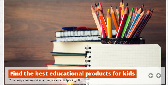 School Essentials Magento Template