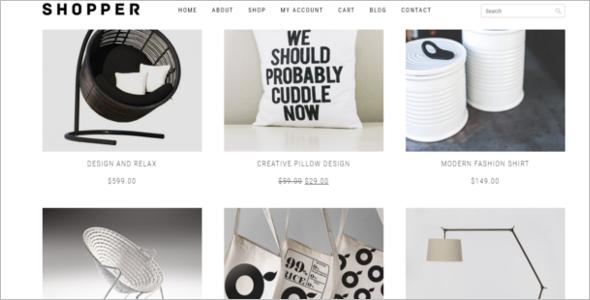 ShopperWooCommerce Theme