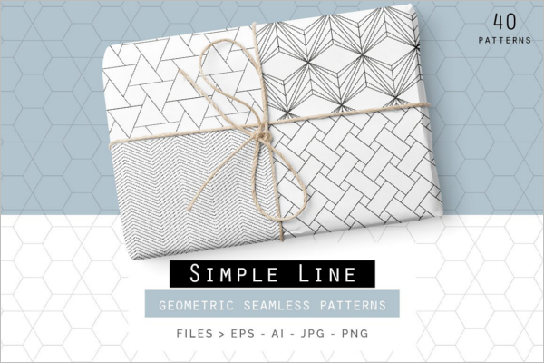 Simple Geometric Pattern Design
