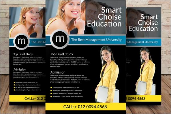 Smart Education Flyer Template