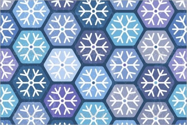 Snowflake Geometric Pattern