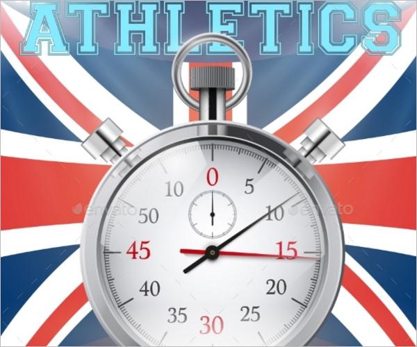 Sporting Poster Design