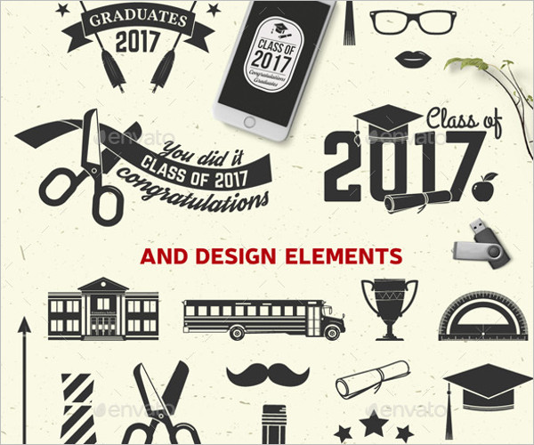 Student Poster PSD Template