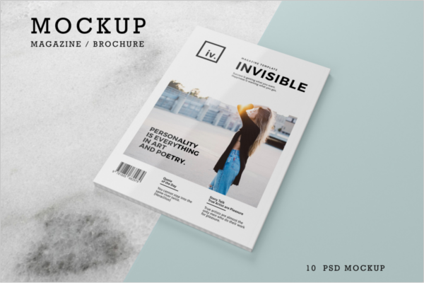 Brochure Mockup Templates Free PSD Designs - Brochure mockup template