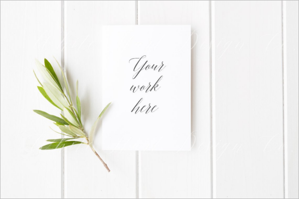 Stylish Greeting card Design