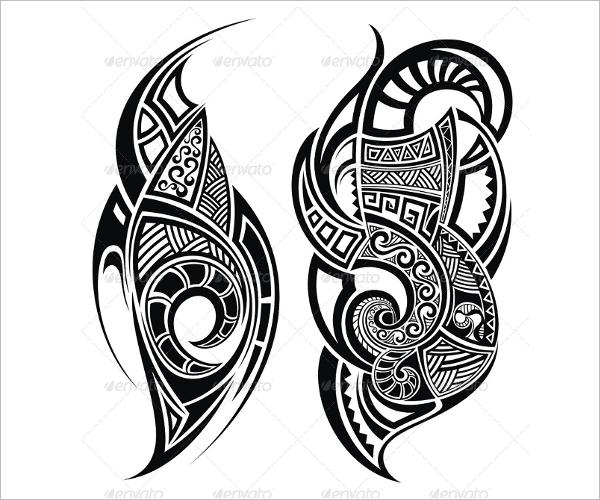Stylist Tattoo Design