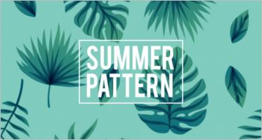 Summer Tropical Patterns