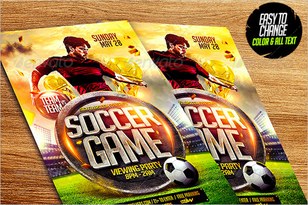 Super Ball Flyer Design