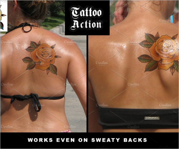 Tattoo Action Design