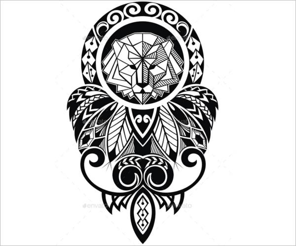 Tattoo Design Pattern
