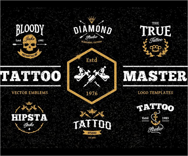 Tattoo Master Pack Design