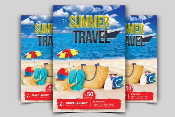 Tours Travel Agency Design