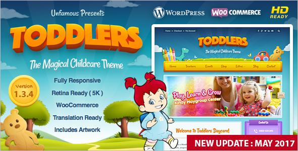 Toy Store E-commerce WooCommerce Theme