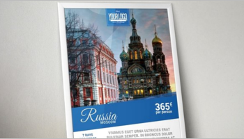 Travel Agency Flyer Design