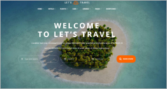Travel Magento Themes