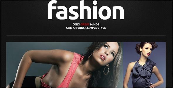 Ultra Modern Fashion Blog Theme