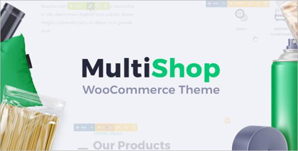Universal WooCommerce Store Theme