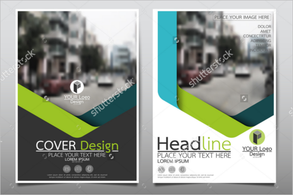 Vector Advertising Flyer Templates