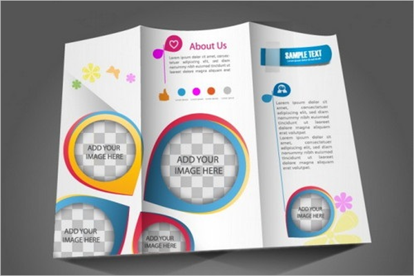 Vector Brochure PSD Design