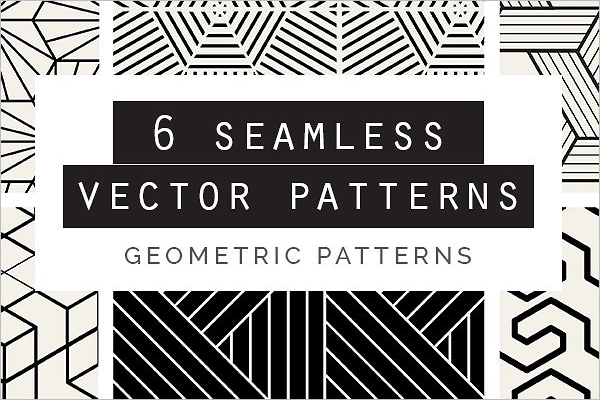 Vector Geometric Pattern Design