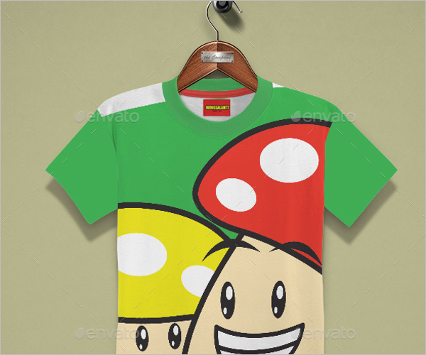 Vector Kids T-Shirt Design