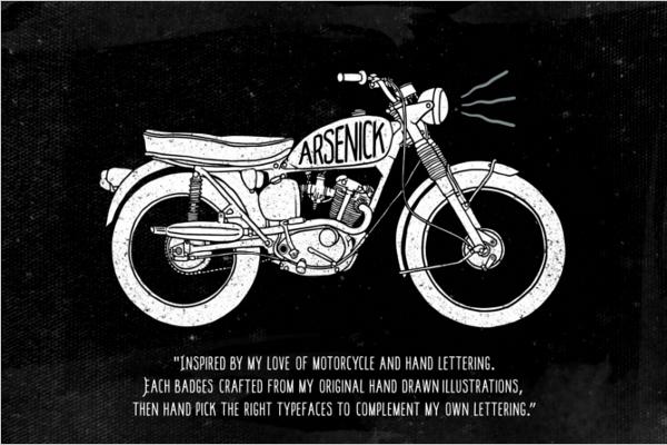 Vintage Rider Sale