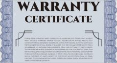 12+ Warranty Certificate Templates