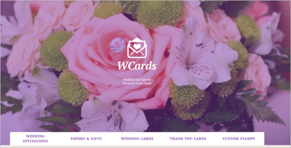 Wedding Accessories OpenCart Theme