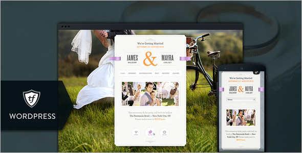 Wedding Help Desk WordPress Theme