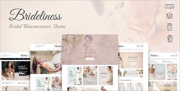 Wedding Shop WooCommerce Theme