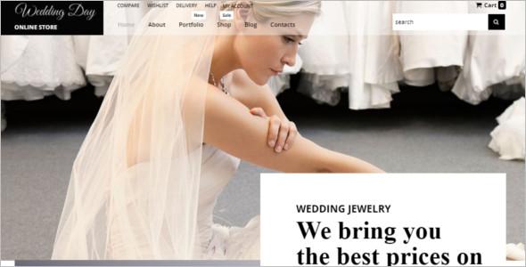 Wedding Stuff WooCommerce Theme