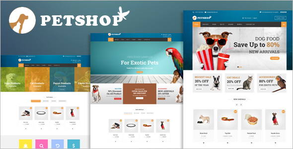 Wonderful Pet Shop WooCommerce Theme