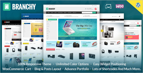 WooCommerce Mobile Theme