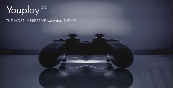 Youplay Gaming WooCommerce Theme