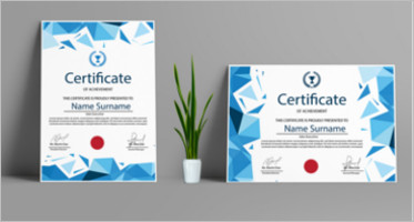 best Free Certificate Templates