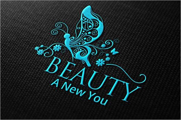 elegance 3d abstact logo