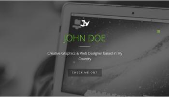 jQuery HTML CSS Website Template