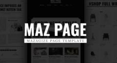 10+ Latest News Magazine & Blog Templates