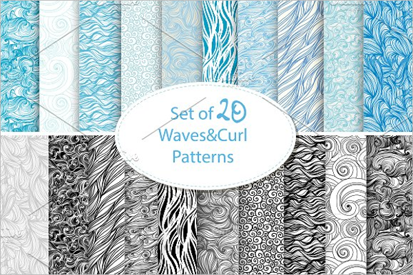 seamless waves Backgrounds