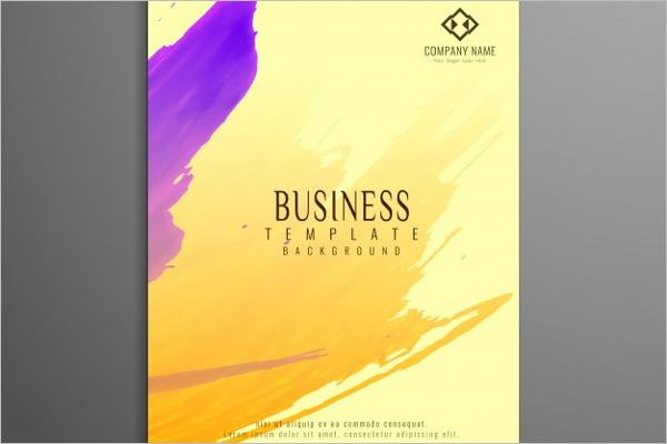 Abstract Elegant Business Brochure