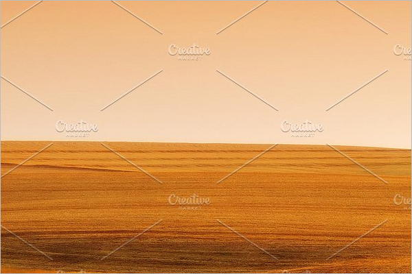 Abstract Sand Storm Background