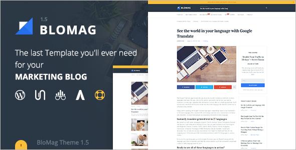 Affiliate Marketing Blog WordPress Theme
