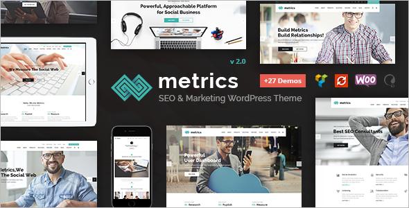 Affiliate Marketing Business WordPress Theme