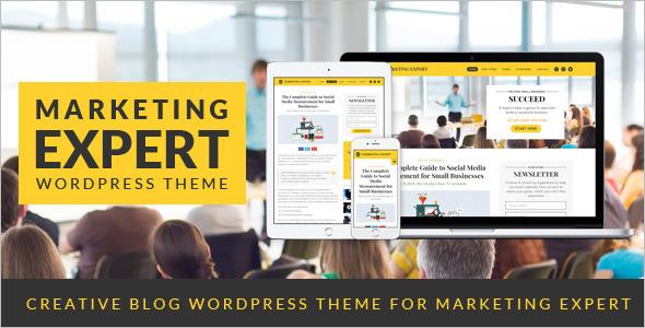 Affiliate Marketing WordPress Theme Model