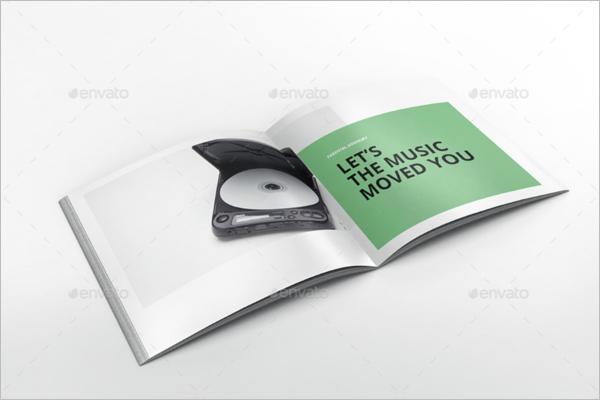 Agency Portpolio Brochure Template
