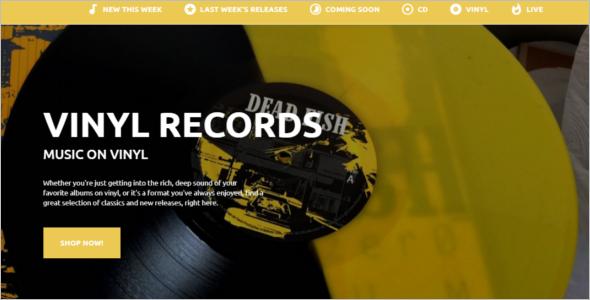 Audio Store PrestaShop Theme