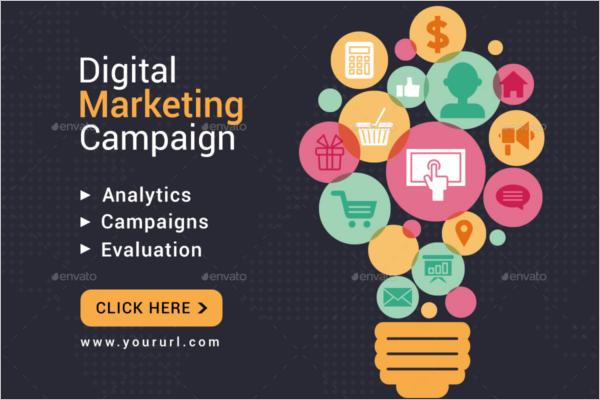Awesome Digital Marketing Banner Design