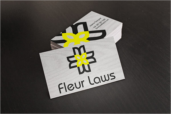 Awesome Interior Business Card
