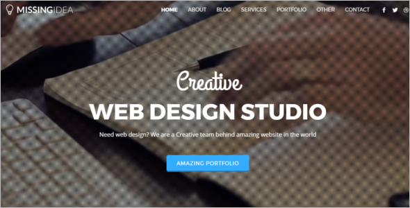 Beautiful Design WordPress Design