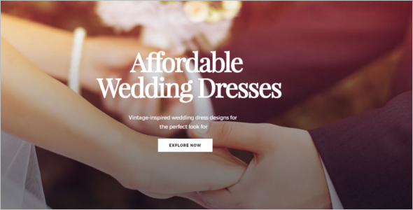 Beautiful Wedding PrestaShop Theme
